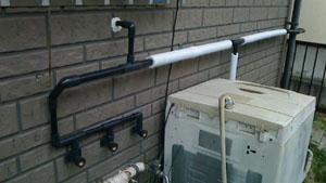 給水管引き直し工事2